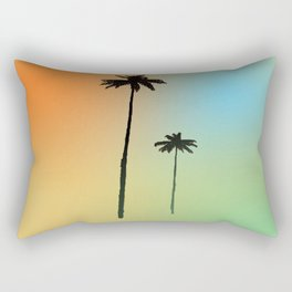 Dos Palmas Rectangular Pillow