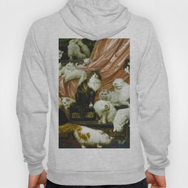 Classical Masterpiece 1893 - My Wife's Lovers by Carl Kahler Hoody