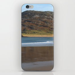 Tullagh Strand Reflections iPhone Skin