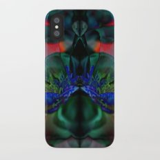 Petals of Passion Slim Case iPhone X
