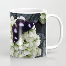 Black Butterfy Coffee Mug