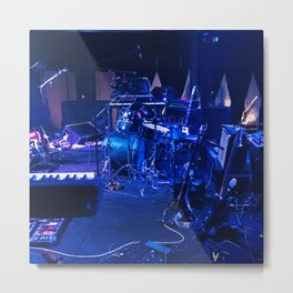 View from Stage Left Metal Print