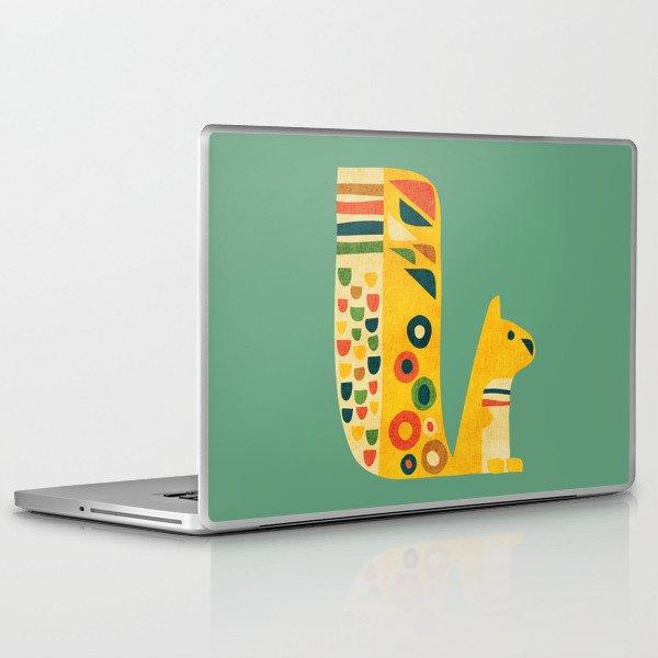 Century Squirrel Laptop & iPad Skin
