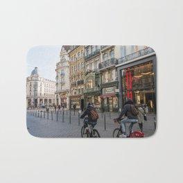 Lille Street vlille city bike Bath Mat
