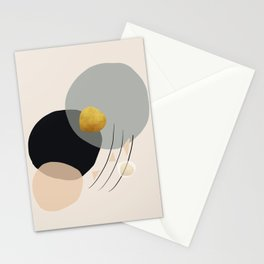 Modern minimal forms 24 Stationery Cards