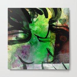 Breath Of The Goddess1B by Kathy Morton Stanion Metal Print