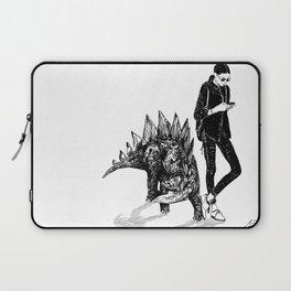 Walk Like a Dinosaur Laptop Sleeve