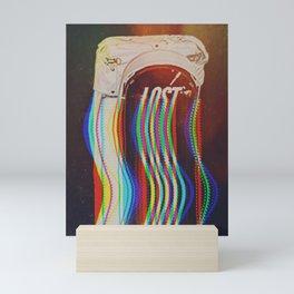 Lost Mini Art Print