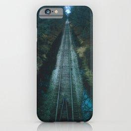 Tracks iPhone Case