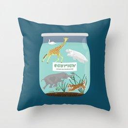 Ecorich Throw Pillow