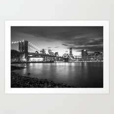 New York State Of Mind Art Print