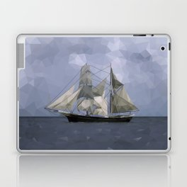 Sailing Ship Laptop & iPad Skin