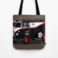 peace team Tote Bag