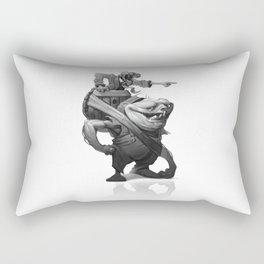Dumb and Dumber Rectangular Pillow