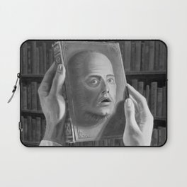 Don't Read Me Laptop Sleeve