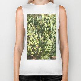Hedge Cactus, Queen of the Night Biker Tank