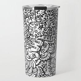 Elaborate Escape Travel Mug