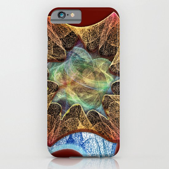 My Fractal toy iPhone & iPod Case