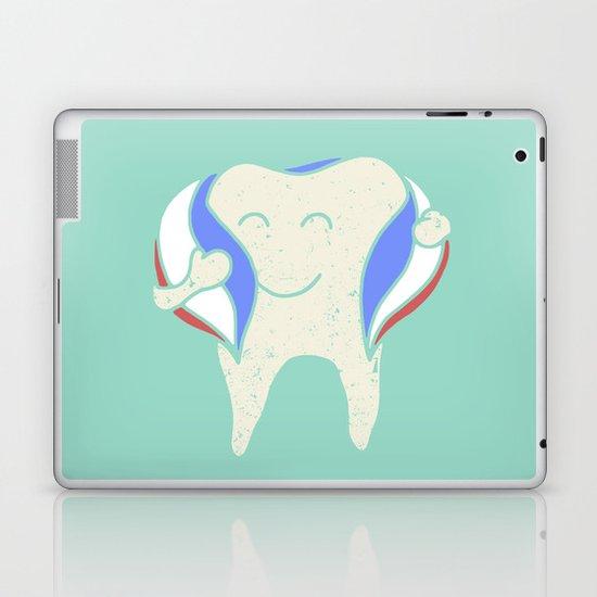 Minty Fresh Laptop & iPad Skin