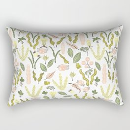 deep in the jungle Rectangular Pillow