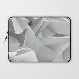 White Noiz Laptop Sleeve