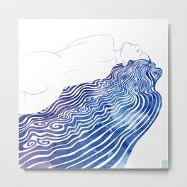 Water Nymph XXXVIII  Metal Print