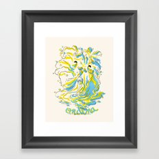 Ondina Framed Art Print