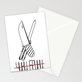 Chiki Briki Stationery Cards