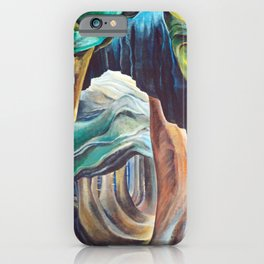 Emily Carr Forest British Columbia Painting iPhone Case