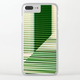 black tie Clear iPhone Case