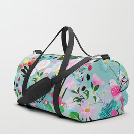 jolly birds Duffle Bag