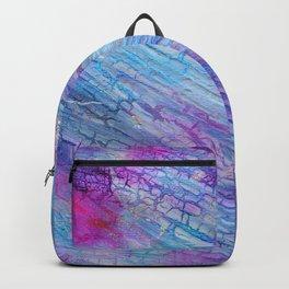 Crackle Pattern - 1 Backpack