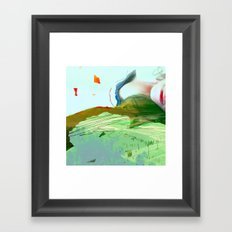 Pop Surrealism Framed Art Print