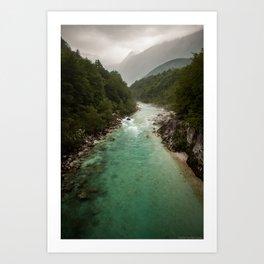 Wild Slovenia Art Print