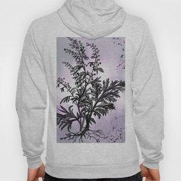 Wormwood Botanical Illustration Hoody