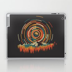 The Geometry of Sunrise Laptop & iPad Skin