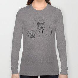 #STUKGIRL Foxy Frames Long Sleeve T-shirt