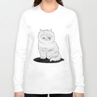 grumpy Long Sleeve T-shirts featuring grumpy by manje