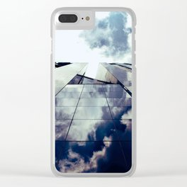 stairways to heaven Clear iPhone Case