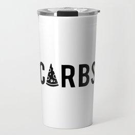 Carbs Travel Mug