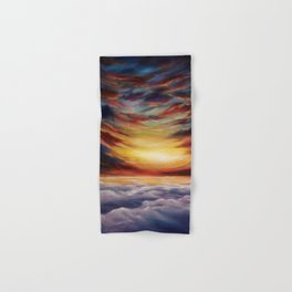 Between two worlds Hand & Bath Towel