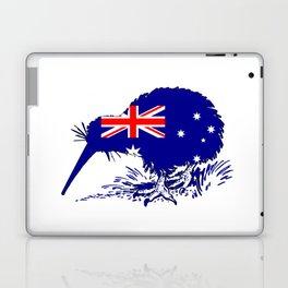 Australian Flag - Kiwi Bird Laptop & iPad Skin