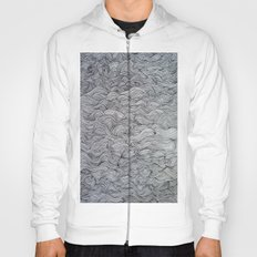 Waves all over 2nd Hoody