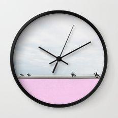 Equus Wall Clock