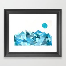 Scherzo No. 1 Framed Art Print