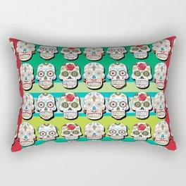 Calaveras Rectangular Pillow
