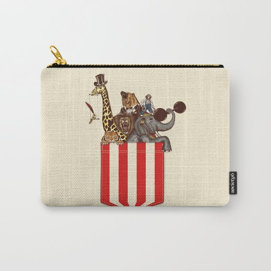 Pocket Circus Carry-All Pouch