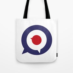 Mod thoughts Tote Bag