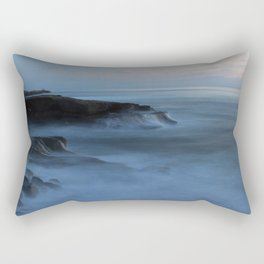 Ocean Beach San Diego Ca, Sunset Rectangular Pillow