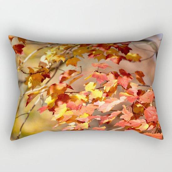 Fall Day Rectangular Pillow